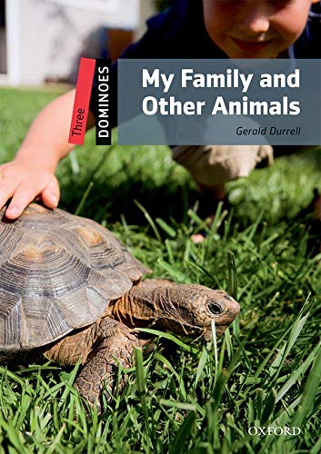 9780194247825: Dominoes Level 3: My Familiy and Other Animals Multi-ROM Pack