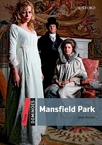 9780194247863: Dominoes 3. Mansfield Park Multi-ROM Pack