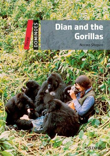 9780194248273: Dominoes, New Edition: Level 3: 1,000-Word Vocabulary Dian and the Gorillas (Dominoes; Level Three)