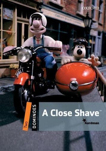 9780194248334: Close shave. Dominoes (A). Livello 2. Con CD-ROM. Con Multi-ROM