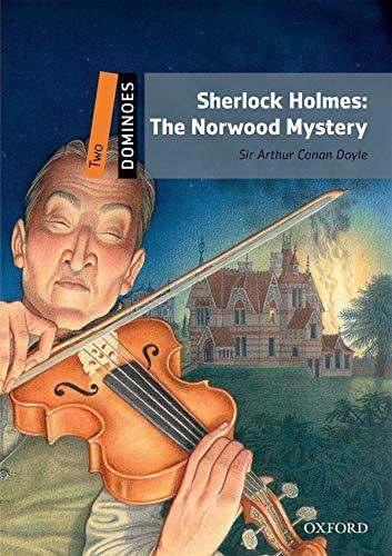 9780194248358: Dominoes 2. Sherlock Holmes. The Norwood Mystery Pack