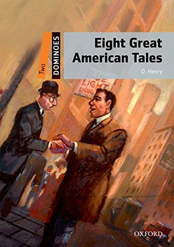9780194248426: Dominoes 2. Eight Great American Tales Multi-ROM Pack