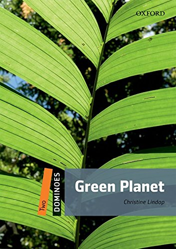 9780194248433: Green planet. Dominoes. Livello 2. Con CD-ROM. Con Multi-ROM