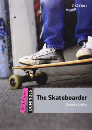 9780194249461: The Skateboarder
