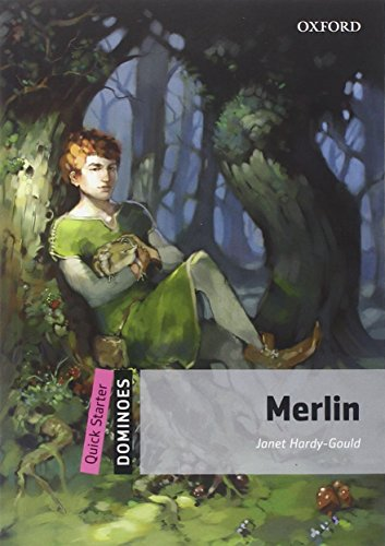 9780194249577: Merlin. Dominoes quick starters. Con CD-ROM. Con espansione online