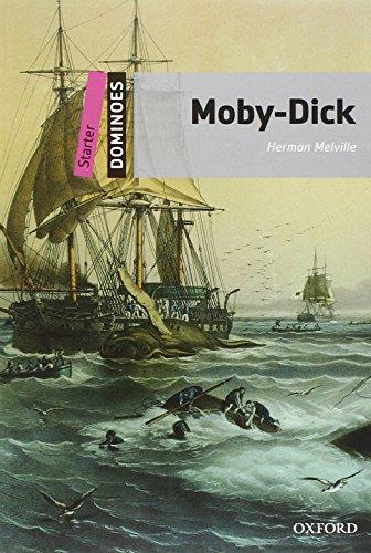 9780194249621: Dominoes: Starter: Moby-Dick MultiROM Pack