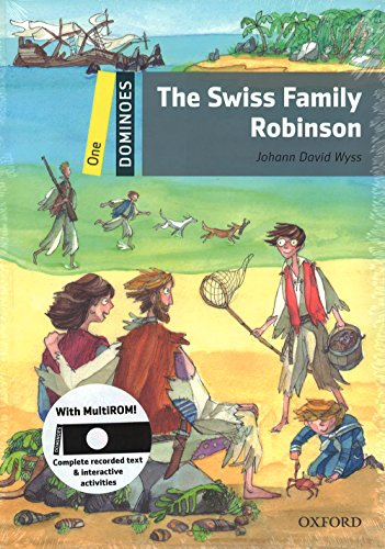 9780194249645: Dominoes: One: Swiss Family Robinson Pack