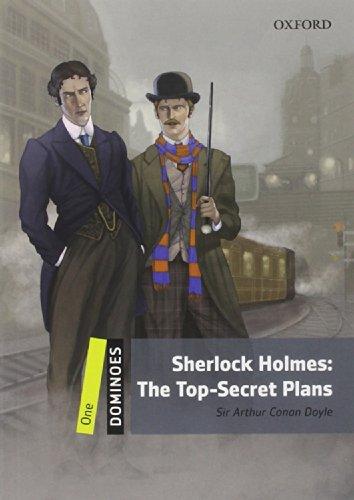 9780194249652: Dominoes: One: Sherlock Holmes: The Top-Secret Plans MultiROM Pack