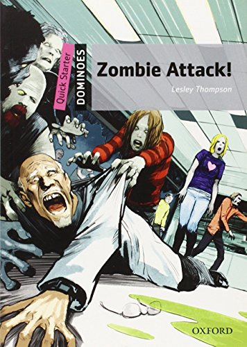 Dominoes: Quick Starter: Zombie Attack! (Paperback): Lesley Thompson