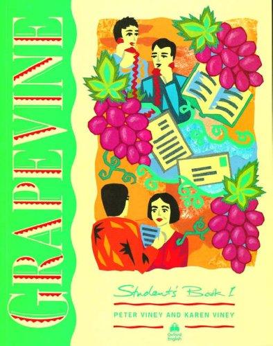 9780194253819: Grapevine: Student's Book Level 1