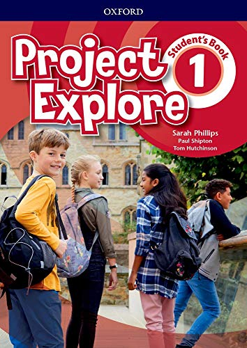 9780194255707: Project Explore 1. Student's Book: Vol. 1 (Project Fifth Edition)