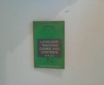 9780194272292: Language-Teaching Games And Contests