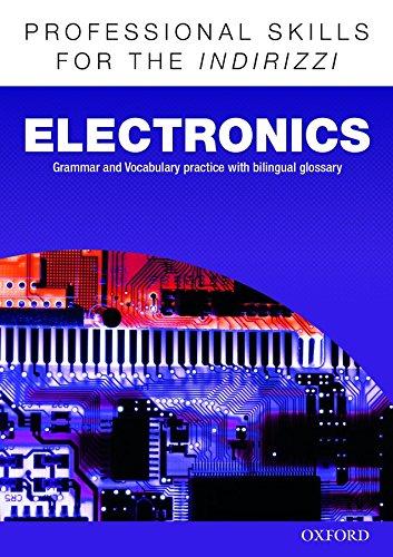 9780194276399: Oxford Professional Skills - Electronics. Workbook