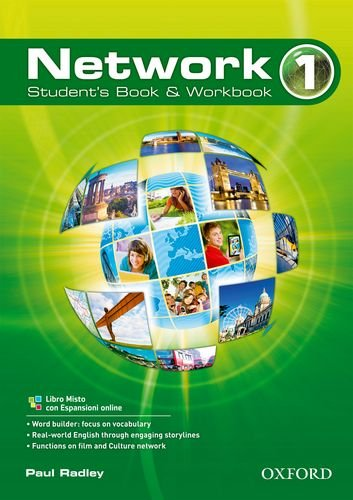 9780194277112: Network. Student's book-Workbook. Per le Scuole superiori. Con CD Audio: 1