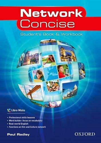 9780194277709: Network concise. Student's book-Workbook&start-Classe virtuale. Con e-book. Con espansione online. Per le Scuole superiori
