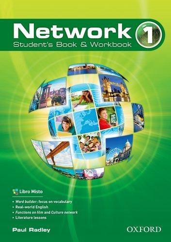 9780194277723: Network. Student's book-Workbook&start-Classe virtuale. Per le Scuole superiori. Con e-book. Con espansione online: 1
