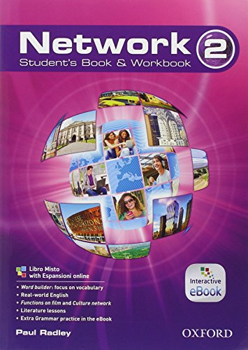 9780194277747: Network. Student's book-Workbook-Start. Per le Scuole superiori. Con e-book. Con espansione online: 2
