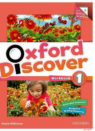 9780194278133: Oxford Discover: 1: Workbook with Online Practice