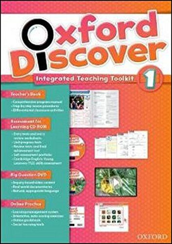 9780194278140: Oxford Discover: 1: Integrated Teaching Toolkit