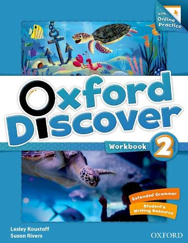 9780194278157: Oxford Discover: 2: Workbook with Online Practice