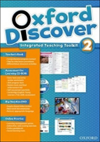 9780194278164: Oxford Discover: 2: Integrated Teaching Toolkit