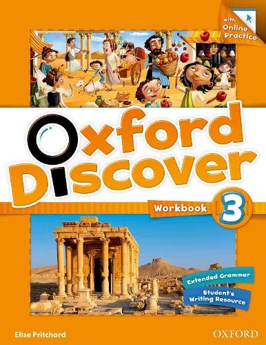 9780194278171: Oxford Discover: 3: Workbook with Online Practice