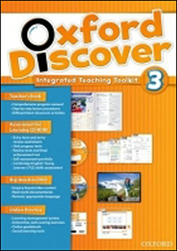 9780194278188: Oxford Discover 3: Teacher's Book+Online Practice