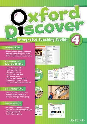 9780194278201: Oxford Discover 4: Teacher's Book+Online Practice