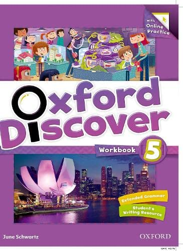 9780194278218: Oxford Discover: 5: Workbook with Online Practice