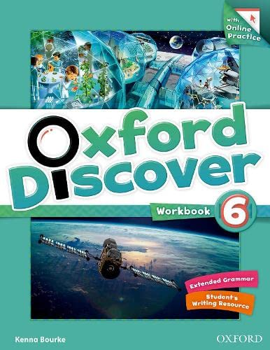 9780194278232: Oxford Discover: 6: Workbook with Online Practice