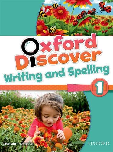 9780194278560: Oxford Discover: 1: Writing and Spelling