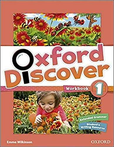 9780194278584: Oxford Discover: 1: Workbook