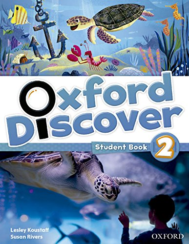 9780194278638: Oxford Discover 2: Class Book
