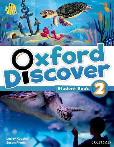 9780194278638: Oxford Discover: 2: Student Book