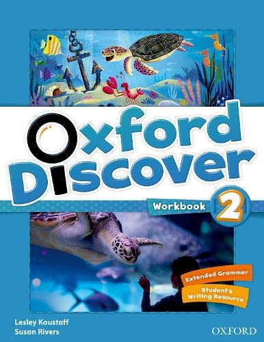9780194278669: Oxford Discover: 2: Workbook
