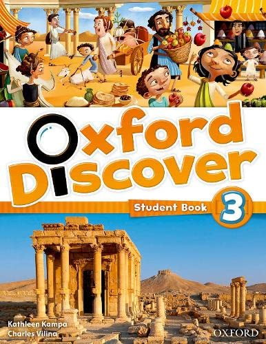 9780194278713: Oxford Discover 3. Class Book - 9780194278713