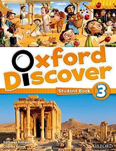 9780194278713: Oxford Discover 3. Class Book