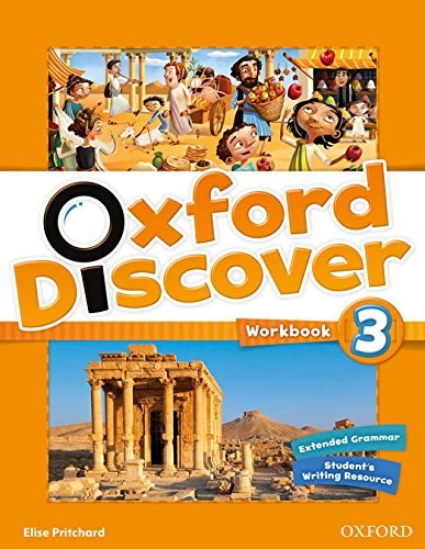 9780194278737: Oxford Discover 3: Activity Book
