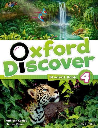 9780194278782: Oxford Discover 4: Class Book