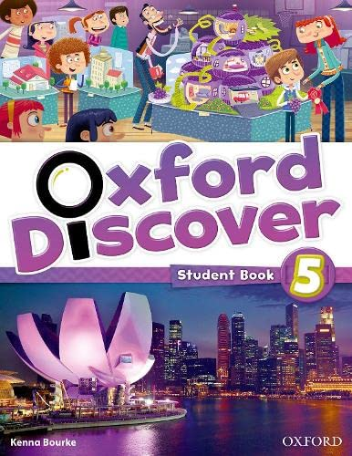 9780194278850: Oxford Discover 5: Class Book