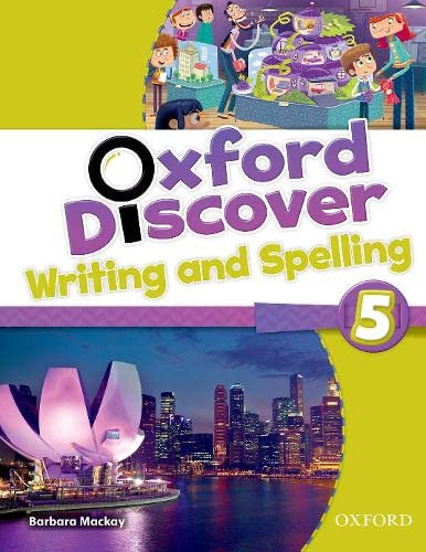 9780194278867: Oxford Discover 5. Writing And Spelling Book