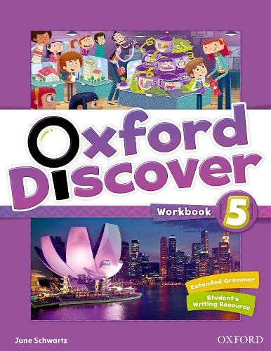 9780194278874: Oxford Discover: 5: Workbook