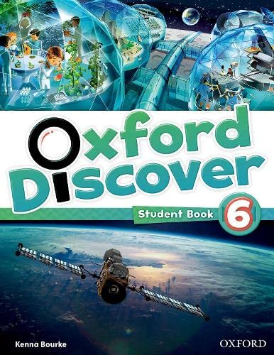 9780194278928: Oxford Discover 6: Class Book