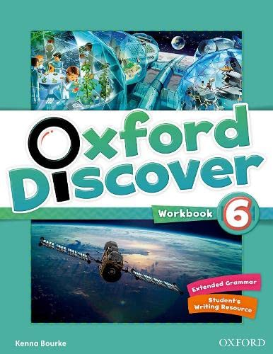 9780194278942: Oxford Discover: 6: Workbook