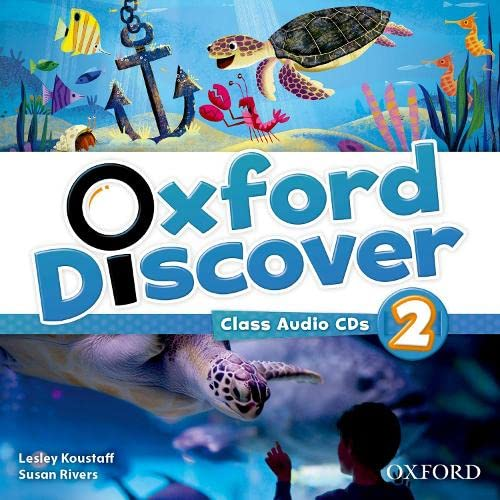 9780194279000: Oxford Discover: 2: Class Audio CDs