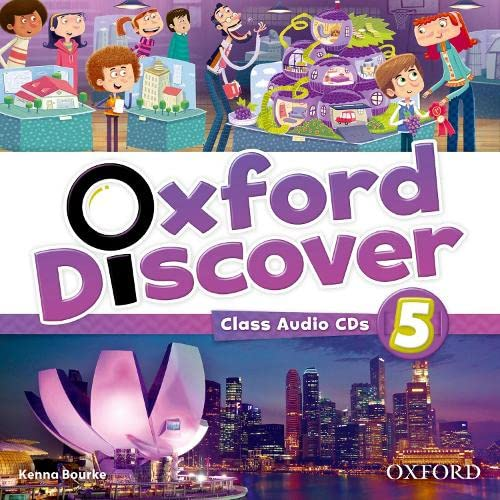 9780194279031: Oxford Discover 5: Class CD (4th Edition)