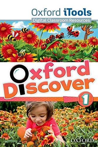9780194279055: Oxford Discover: 1: iTools