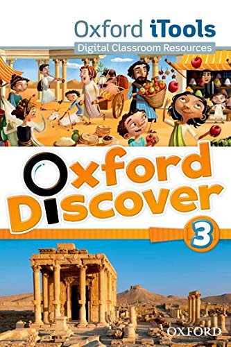 9780194279079: Oxford Discover: 3: iTools
