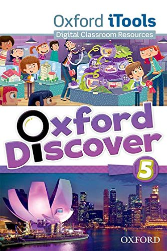 9780194279093: Oxford Discover: 5: iTools