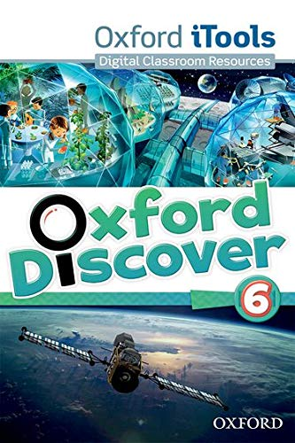 9780194279109: Oxford Discover: 6: iTools